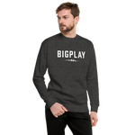 BIGPLAY Unisex Fleece Pullover