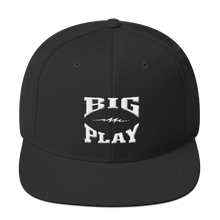 Load image into Gallery viewer, BIGPLAY Snapback Hat