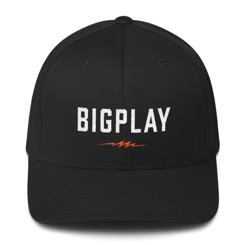 BIGPLAY Structured Twill Cap