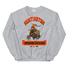 Load image into Gallery viewer, Huntington WV Backers Club Unisex Sweatshirt