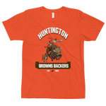 Huntington WV Backers Club Orange T-Shirt