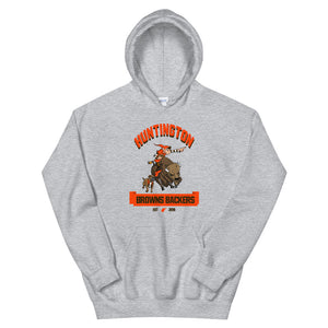 Huntington WV Backers Club Unisex Hoodie
