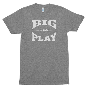BIGPLAY Triblend short sleeve soft t-shirt