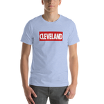 CLE Baseball Short-Sleeve Unisex T-Shirt