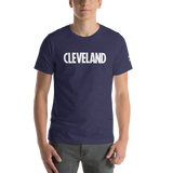 Cleveland Short-Sleeve Unisex T-Shirt (multiple colors available)