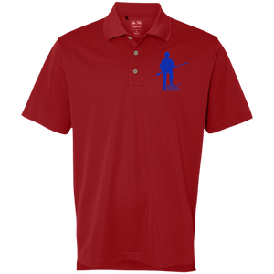 A130 Adidas Golf ClimaLite Basic Performance Pique Polo
