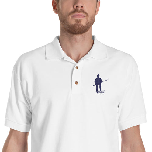 Patriot Uprising™ Embroidered 100% Cotton Polo Shirt