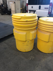 95 gallon poly overpacks reconditioned