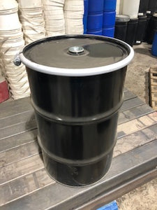 30 Gallon Open top Carbon Steel, rated, New