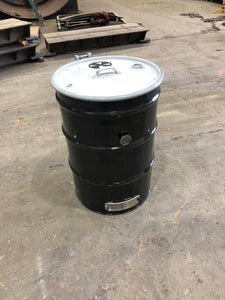 "Drum Smoker 55 Gallon--""Mr. Big Daddy"""