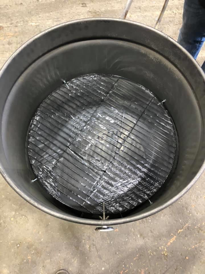 Drum Smoker 55 Gallon--