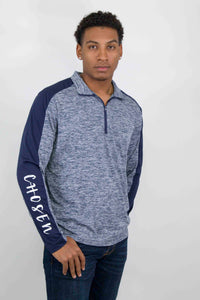 Men's CHOSEN 1/4 Zip Pullover Jacket