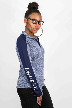 Women's CHOSEN 1/4 Zip Pullover Jacket