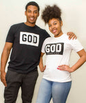 GOD'S IMAGE Unisex Premium Super Soft Crew Neck Tee