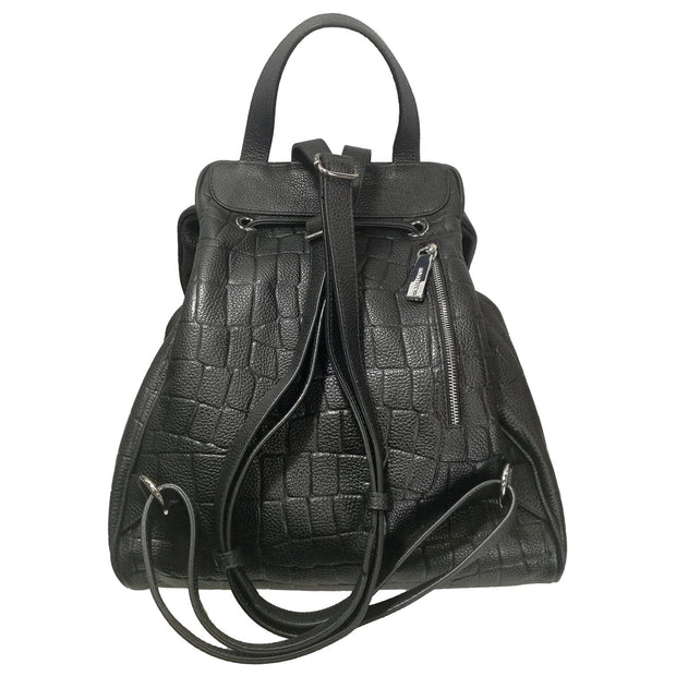 ALBA Leather Backpack