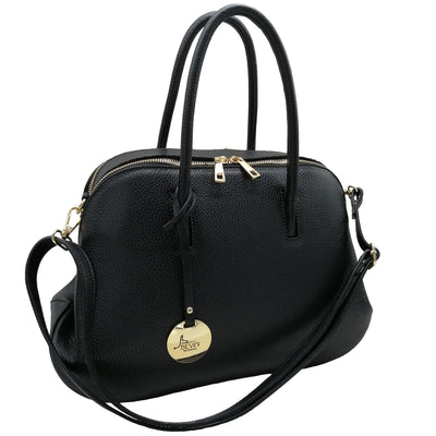 Classic Leather Bag (B130)