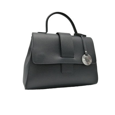 Simple and Elegant Leather Bag (B381)