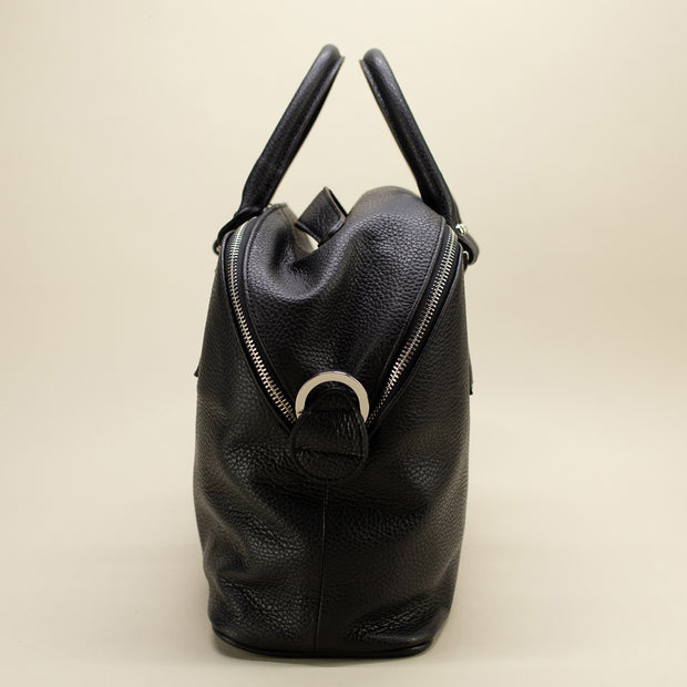 Super Light, but Incredibly Roomy Leather Bag