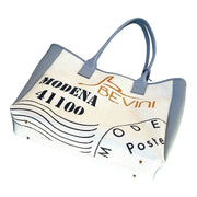 Bevini Modena Signature Stamp Bag (B298)
