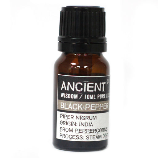 Black Pepper Essential Oil 10 ml