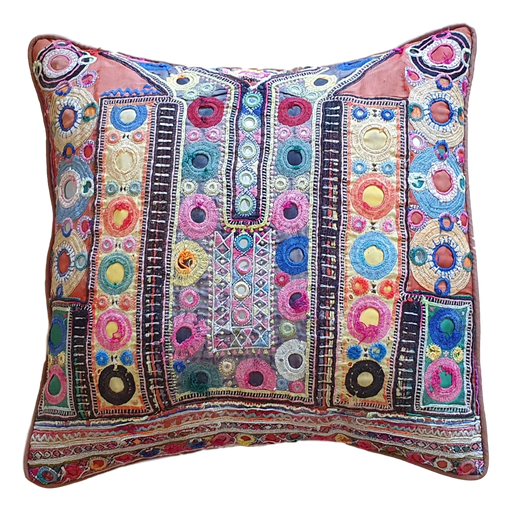 Tribal Tunic Cushion Cover