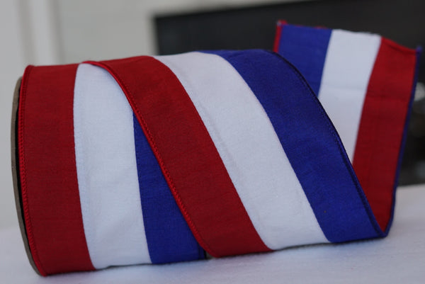 helloholidays,Coming Back 2021 Red White and Blue Stripe,D stevens,Ribbon