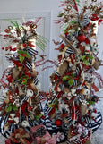 Wired Birch Branch Garland - 3 sizes