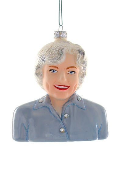 helloholidays,Betty White Ornament,Cody Foster,Ornament.