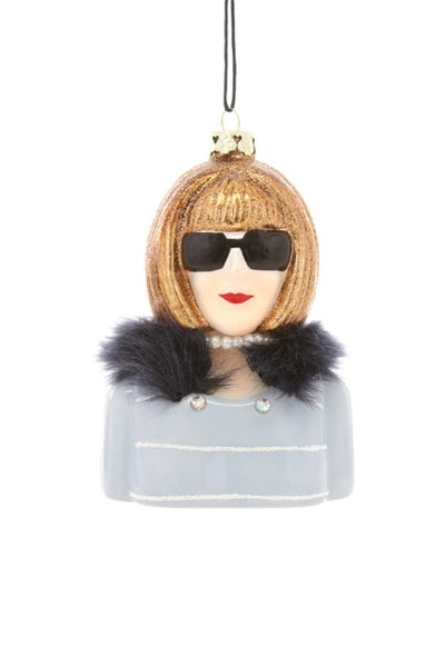 helloholidays,Anna Wintour,Cody Foster,Ornament