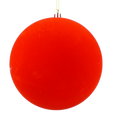 helloholidays,Velvet 6 inch Ball  3 Colors,Hello Holidays,