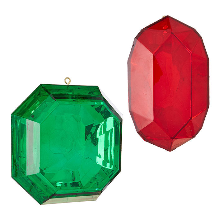 helloholidays,Gem Ornaments (2),Raz,Ornament