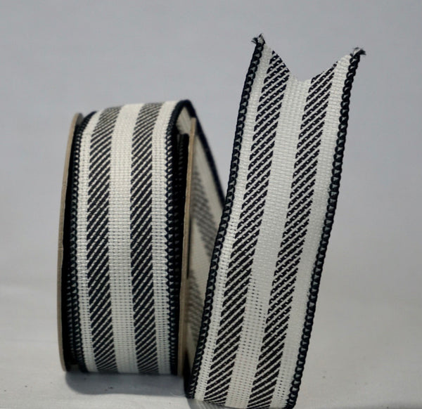 helloholidays,Skinny Black White Ribbon,dStevens,Ribbon