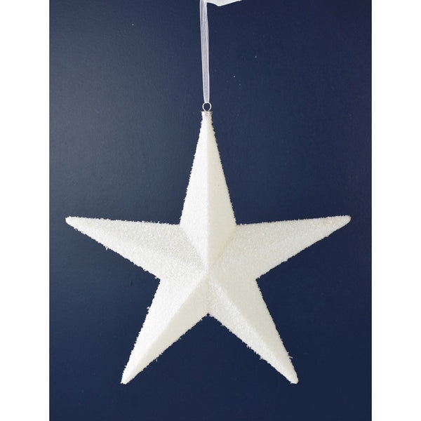 helloholidays,Large Snow Star Ornament,Direct Export,Ornament