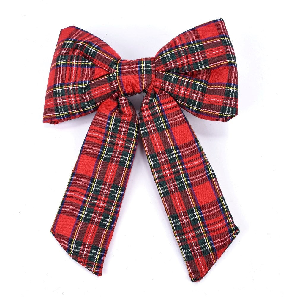 helloholidays,Plaid Bow,Direct Export,Bow