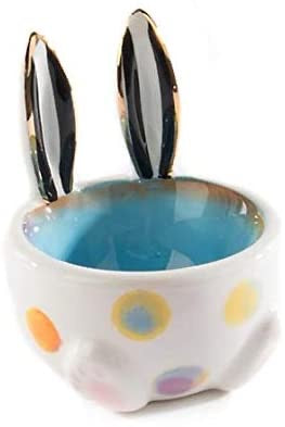 helloholidays,MacKenzie Child's Dotty Egg Cup,MacKenzie Childs,Easter Decoration.