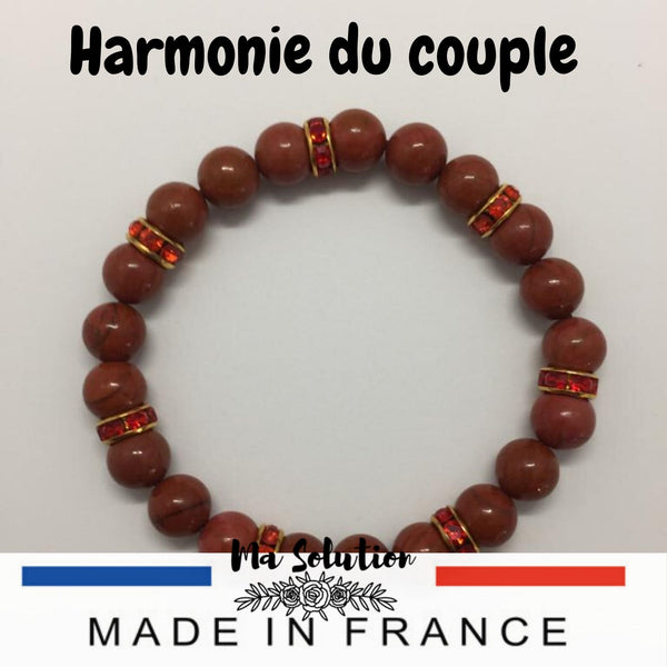 "Bracelet ""Harmonie du couple"" - Ma Solution Bijoux"