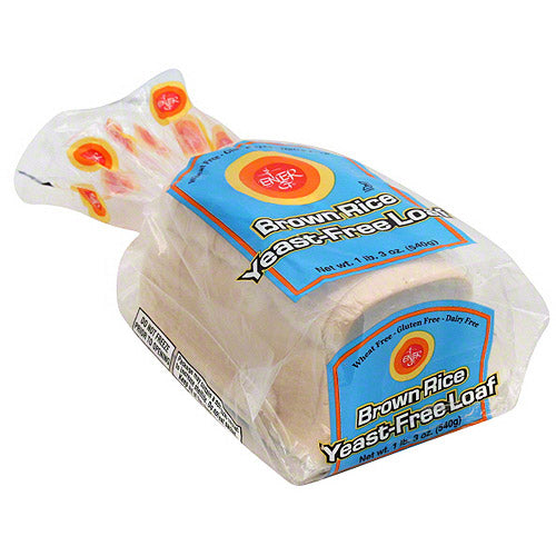 Ener-G Brown Rice Loaf Yeast Free (6x19 Oz)