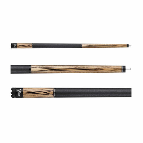 Viper Elementals Ash with Wood Grain Cue - Good Life Game Rooms