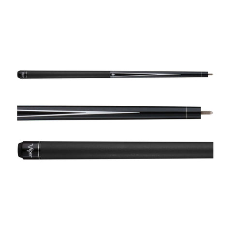 Viper Diamond Black Stain Cue - Good Life Game Rooms