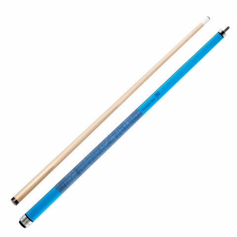 Viper Colours Barbados Blue Cue - Good Life Game Rooms