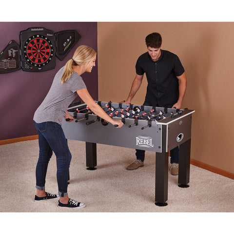 Fat Cat Rebel Foosball Table - Good Life Game Rooms