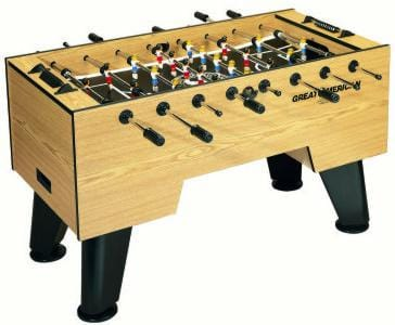 Great American Soccer Foosball Table - Good Life Game Rooms