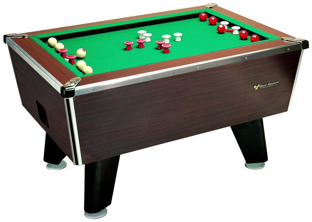 Great American Bumper Pool Table - Good Life Game Rooms