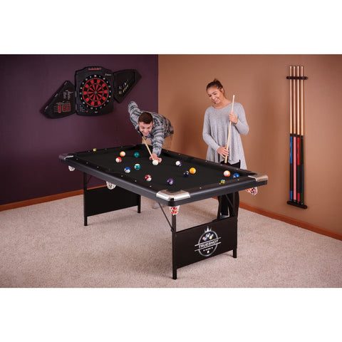 Image of Fat Cat Trueshot 6ft Billiard Table - Good Life Game Rooms