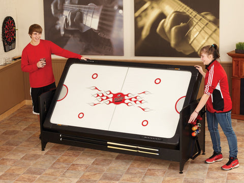 Image of Fat Cat Original 2-In-1 7ft Pockey Multi-Game Table - Good Life Game Rooms