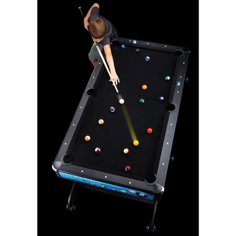 Fat Cat Stormstrike Billiard Table - Good Life Game Rooms