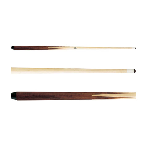 "Image of Viper One Piece 36"" Maple Bar Cue 14 Ounce - Good Life Game Rooms"