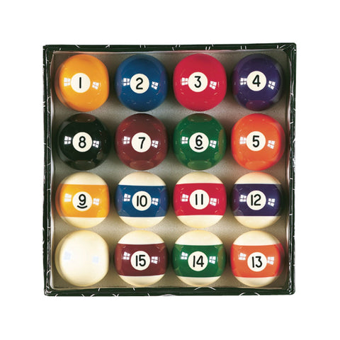 Viper Billiard Master Pool Ball Set - Good Life Game Rooms