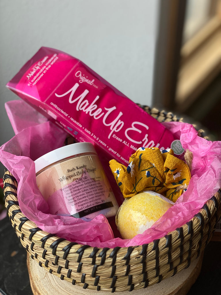 Girl Time Basket