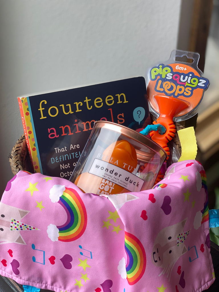 Little Tots Basket